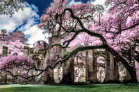 Church Ruins - Infrared
